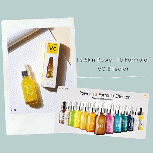 เซรั่มหน้าใสเกาหลี Its Skin Power 10 Formula VC Effector